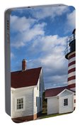 West Quoddy Head Lighthouse Portable Battery Charger