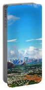 West Sedona Portable Battery Charger