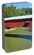 West Union Covered Bridge 2 Portable Battery Charger