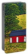 West Virginia Line Art Portable Battery Charger
