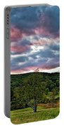 West Virginia Sunset II Portable Battery Charger