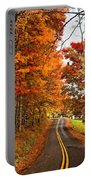 West Virginia Wandering Paint Portable Battery Charger