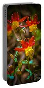 Western Columbine Portable Battery Charger