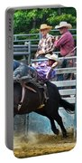 Western Cowboy Portable Battery Charger