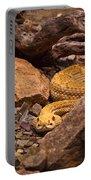 Western Diamondback Rattlesnake 2 Portable Battery Charger