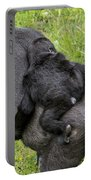 Western Lowland Gorilla 1 Portable Battery Charger