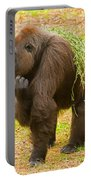 Western Lowland Gorilla Female Portable Battery Charger