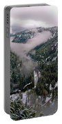 Western Yosemite Valley Portable Battery Charger by Bill Gallagher