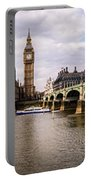 Westminster Pano Color Portable Battery Charger
