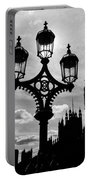 Westminster Silhouette Portable Battery Charger