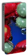 Wet Berries Portable Battery Charger