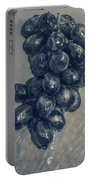 Wet Grapes Five Portable Battery Charger