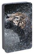 Wet Jaguar  Portable Battery Charger