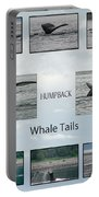 Whale Tails Portable Battery Charger