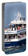 Whale Watching Boat Portable Battery Charger
