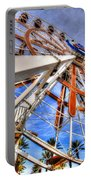 Wharf Wheel Portable Battery Charger