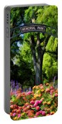 Wheaton Memorial Park Portable Battery Charger