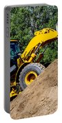 Wheel Loader Construction Site Portable Battery Charger