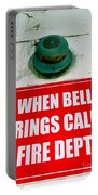 When Bell Rings Portable Battery Charger