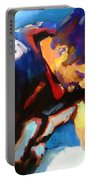 When Tebow Was A Bronco Portable Battery Charger