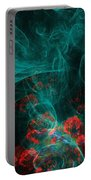 When The Smoke Clears They Bloom Portable Battery Charger
