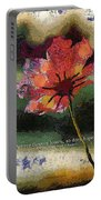 Where Flowers Bloom 04 Portable Battery Charger