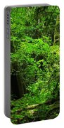 Where The Forest People Live Revised Portable Battery Charger
