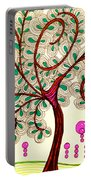 Whimsy Tree Portable Battery Charger