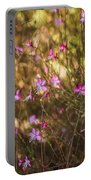 Whirling Butterfly Bush Portable Battery Charger