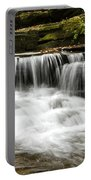 Whispering Waterfall Landscape Portable Battery Charger