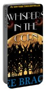 Whispers In The Corn Book Cover Portable Battery Charger