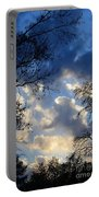Whispers Of Winter Present Portable Battery Charger