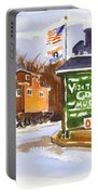 Whistle Junction In Ironton Missouri Portable Battery Charger