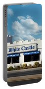 White Castle Portable Battery Charger