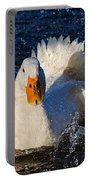White Duck 1 Portable Battery Charger