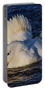 White Duck 3 Portable Battery Charger