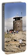 White Face Lookout Portable Battery Charger