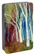 White Forest I Portable Battery Charger