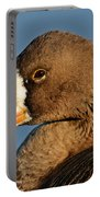 White-fronted Goose Portable Battery Charger