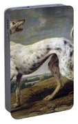 White Hound Portable Battery Charger