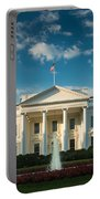 White House Sunrise Portable Battery Charger