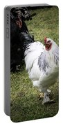 White Meat Or Dark Meat Portable Battery Charger
