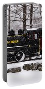 White Mountains Railroad And Train Portable Battery Charger
