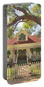 White Oak Manor Jefferson Texas Portable Battery Charger