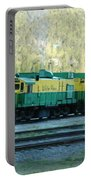 White Pass Railroad 2 Portable Battery Charger