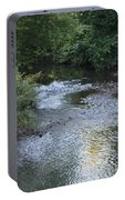 White Plains Stream Portable Battery Charger