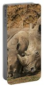 White Rhino 3 Portable Battery Charger