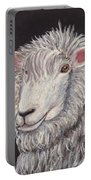 White Sheep Portable Battery Charger