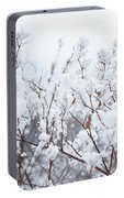 White Silence Portable Battery Charger