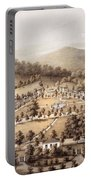 White Sulphur Springs, Montgomery County, Va Portable Battery Charger